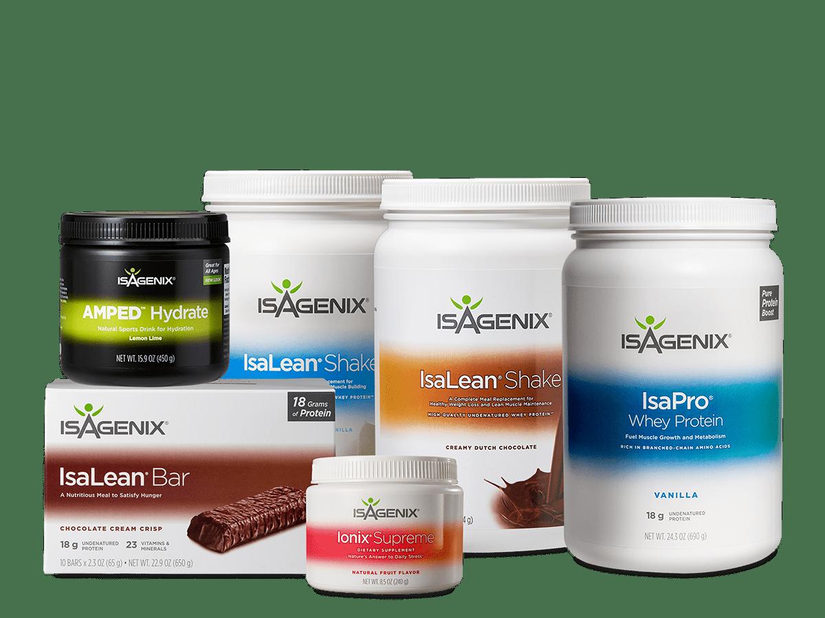 isagenix-products